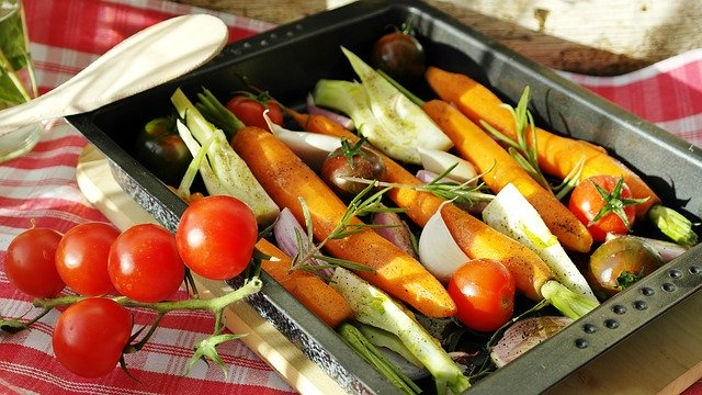 Gemüsedampfgarer